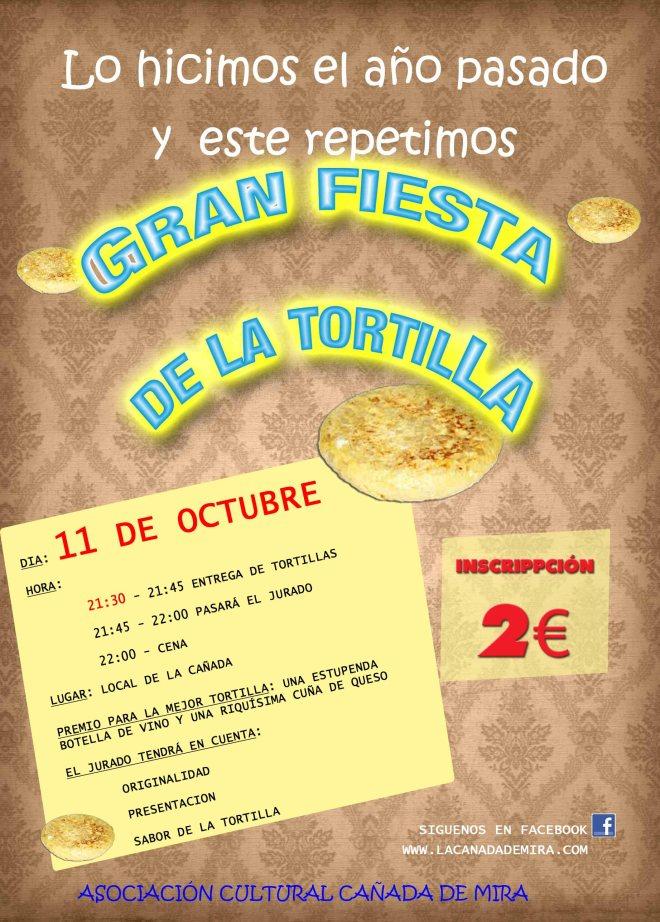 fiesta de la tortilla 2014