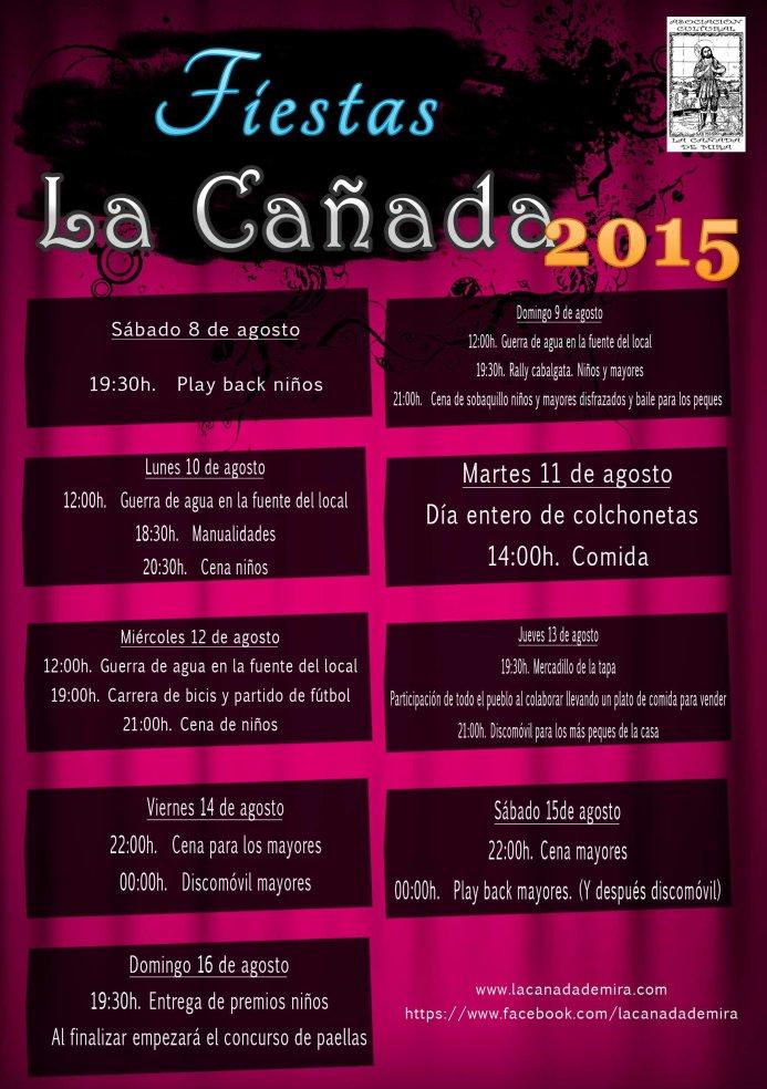 fiestas verano 2015